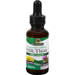 HGR0723247 - Nature's AnswerMilk Thistle Seed Alcohol Free - 1 fl oz
