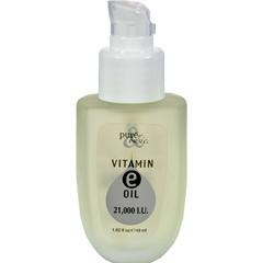 HGR0723338 - Pure and BasicLite Vitamin E Oil - 21000 IU - 1.62 fl oz