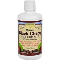 HGR0723494 - Only NaturalOrganic Black Cherry Concentrate - 32 fl oz