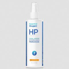 HGR0724641 - Essential OxygenHydrogen Peroxide 3% - Food Grade Spray - 8 oz