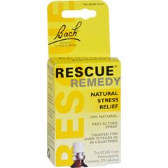HGR0724971 - BachFlower Remedies Rescue Remedy Spray - 0.245 fl oz