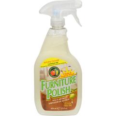 HGR0727644 - Earth Friendly ProductsFurniture Polish Spray - Case of 6 - 22 fl oz