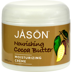 HGR0728022 - Jason Natural ProductsCocoa Butter Intensive Moisturizing Creme - 4 oz