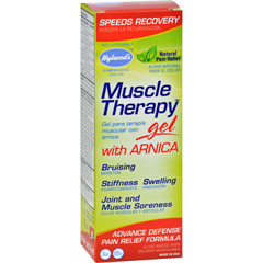 HGR0731521 - Hyland'sMuscle Therapy Gel with Arnica - 3 oz