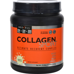 HGR0732883 - NeocellNeoCell Collagen Sport Whey Isolate Complex French Vanilla - 1.49 lbs
