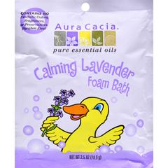 HGR0735571 - Aura CaciaCalming Foam Bath Lavender Essential Oil - Case of 6 - 2.5 oz