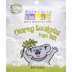 HGR0735613 - Aura CaciaClearing Foam Bath - Eucalyptus - Case of 6 - 2.5 oz