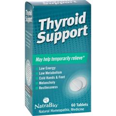HGR0737635 - NatraBioThyroid Support - 60 Tablets