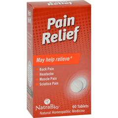 HGR0737718 - NatraBioPain Relief - 60 Tablets