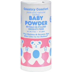 HGR0738260 - Country ComfortBaby Powder - 3 oz