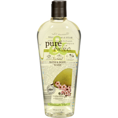 HGR0740456 - Pure and BasicBody Wash - Passionate Pear - 12 oz