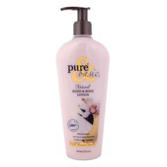 HGR0740613 - Pure and BasicNatural Hand and Body Lotion Wild Banana Vanilla - 12 fl oz