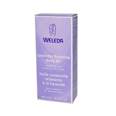 HGR0741033 - WeledaRelaxing Body Oil Lavender - 3.4 fl oz