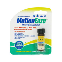 HGR0743724 - MotioneazeMotion Sickness Relief - Case of 6 - 2.5 ml