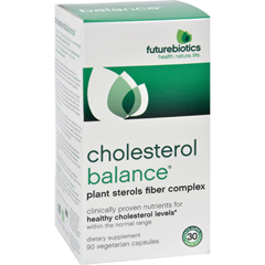 HGR0744672 - FutureBioticsCholesterol Balance - 90 Vegetarian Capsules