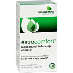 HGR0744839 - FutureBioticsEstroComfort - 56 Vegetarian Capsules