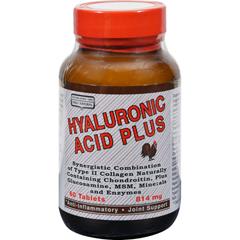 HGR0747832 - Only NaturalHyaluronic Acid Plus - 814 mg - 60 Tablets