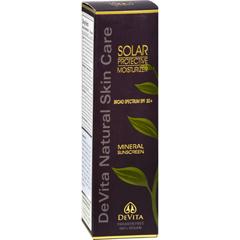HGR0749200 - Devita Natural Skin CareSolar Protective Moisturizer SPF 30 plus - 2.5 fl oz