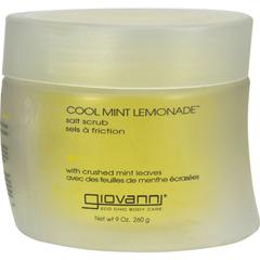 HGR0750653 - Giovanni Hair Care ProductsGiovanni Salt Scrub Cool Mint Lemonade - 9 oz