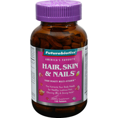 HGR0752303 - FutureBioticsHair Skin and Nails - 135 Tablets