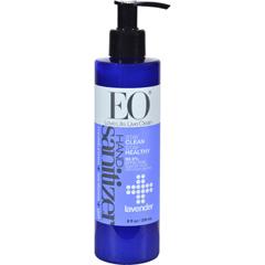 HGR0753970 - EO ProductsHand Sanitizing Gel - Lavender Essential Oil - 8 oz
