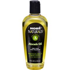 HGR0754317 - Hobe LabsHobe Naturals Avocado Oil - 4 fl oz