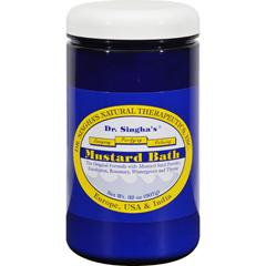 HGR0755231 - Dr. Singha's FormulationsMustard Bath - 32 oz
