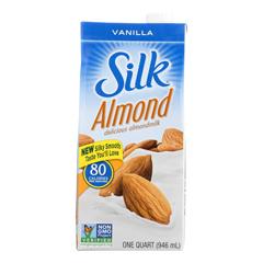 HGR0755736 - Silk - Pure Almond Milk - Vanilla - Case of 6 - 32 Fl oz..