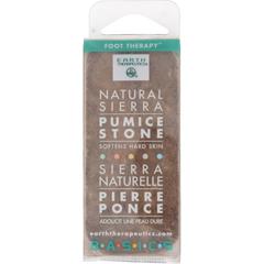 HGR0755942 - Earth TherapeuticsNatural Sierra Pumice Stone - 1 Pumice Stone