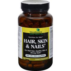 HGR0757724 - FutureBioticsHair Skin and Nails for Men - 135 Tablets