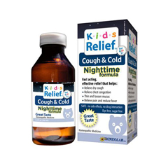 HGR0757955 - Homeolab USAKids Relief Nighttime Cough and Cold - 100 ml