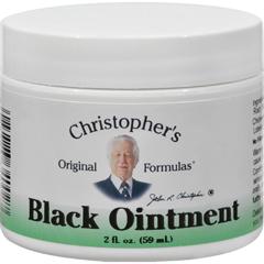 HGR0758318 - Dr. Christopher'sDr. Christophers Original Formulas Black Ointment - 2 oz