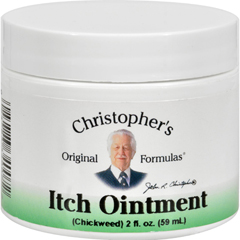 HGR0758417 - Dr. Christopher'sItch Ointment - 2 fl oz
