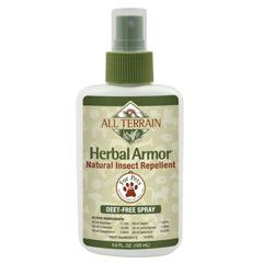 HGR0762013 - All TerrainPet Herbal Armor Insect Repellent - 4 fl oz
