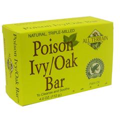 HGR0762112 - All TerrainPoison Ivy Oak Bar Soap - 4 oz