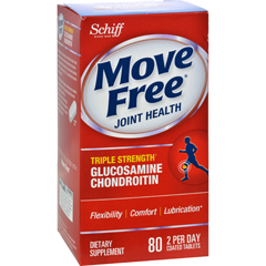HGR0762476 - Schiff VitaminsSchiff Move Free Advanced Triple Strength - 80 Coated Tablets