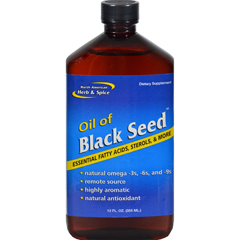 HGR0763318 - North American Herb and SpiceOil of Black Seed - 12 fl oz