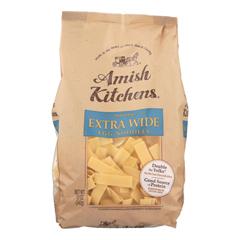 HGR0764480 - Amish Kitchen - Noodles - Extra Wide - Case of 12 - 12 oz.