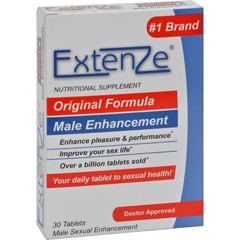 HGR0765206 - ExtenzeMale Enhancement - 30 Tablets