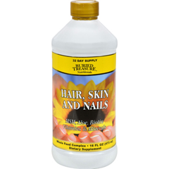 HGR0769265 - Buried TreasureHair Skin and Nails Complete - 16 fl oz