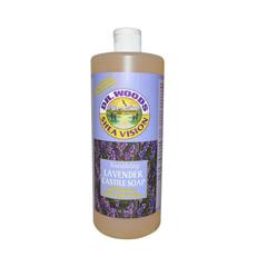 HGR0771436 - Dr. Woods - Shea Vision Soothing Lavender Castile Soap - 32 oz