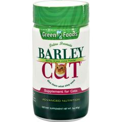 HGR0771964 - Green FoodsBarley Cat - 3 oz