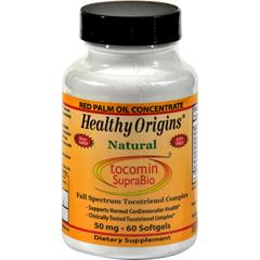 HGR0773846 - Healthy OriginsTocomin SupraBio - 50 mg - 60 Softgels