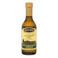HGR0774307 - Alessi - Vinegar - White Balsamic - Case of 6 - 8.5 FL oz..