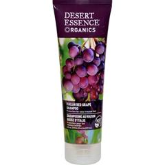 HGR0775817 - Desert EssenceShampoo Italian Red Grape - 8 fl oz