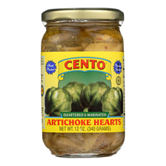 HGR0778365 - Cento - Artichokes - Marinated - Case of 12 - 12 oz.