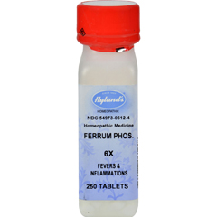 HGR0778621 - Hyland'sFerrum Phosphoricum 6X - 250 Tablets