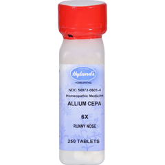 HGR0778688 - Hyland'sAllium Cepa 6x - 250 Tablets