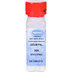 HGR0778969 - Hyland'sLedum Pal 30x - 250 Tablets
