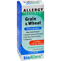 HGR0781005 - Bio-AllersGrain and Wheat Allergy Treatment - 1 fl oz